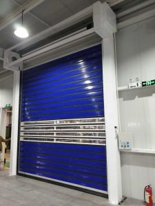 American Standard Fire Rated Roller Shutter Door pictures & photos