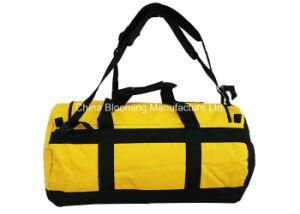 Outdoor Sport Travel Waterproof Tarpaulin Backpack Bag pictures & photos