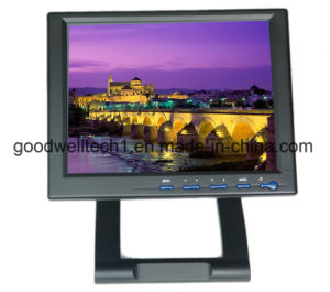 "10.4"" 4: 3 Touchscreen VGA HD Monitor for Kiosks Industrial Application pictures & photos"