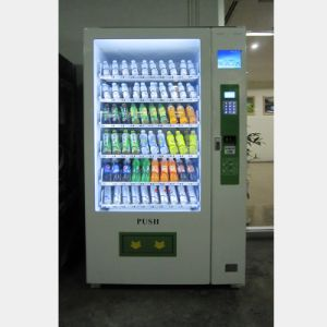 Snack Drink Vending Machine Zg-10 pictures & photos