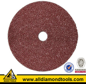 Aluminum Oxide Abrasive Fiber Disc for Grinding/Polishing pictures & photos