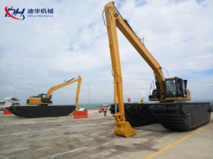 32m Excator Long Reach Boom for CAT6018 pictures & photos