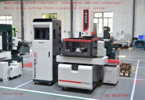 Jc-3240z CNC Medium-Speed Wire Cutting EDM pictures & photos