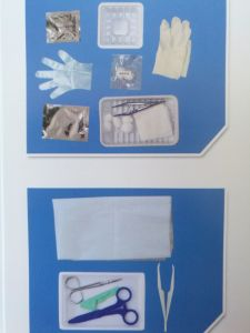Packing Instrument, Disposable Kits, Disposable Dressing Kits. Disposable Instrument pictures & photos
