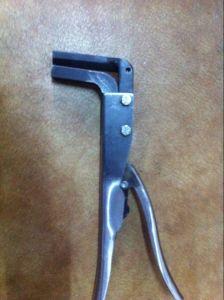 Metal Angle/Arc Folding/Bender Plier Qe-V50, Qe-C50, Qe-V80, Qe-V120 pictures & photos
