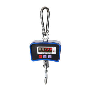 Ocs Electroni Crane Scale Hanging Scale pictures & photos