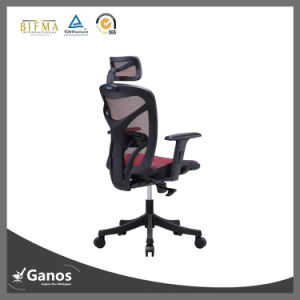 Foshan Factory Price MID Back Plus Size Computer Chair pictures & photos