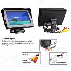 4.3inch HD Screen Reverse Rear View Monitor pictures & photos
