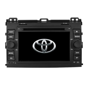 2009 Prado Double DIN DVD Player with Navigation Andriod System 6.0 Version Built-in WiFi pictures & photos