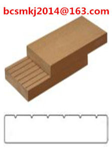 Eco-Friendly Wood Plastic Composite for Outdoor Decoration pictures & photos