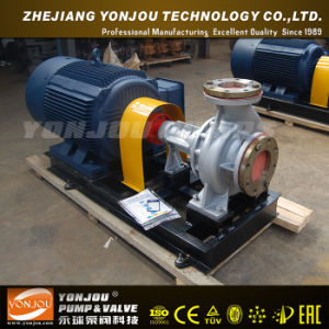 Yonjou Thermal Oil/ Lube Oil Circulating Pump, High Temperature (below 370 Centigrade) pictures & photos