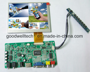 4: 3 5 Inch Touch LCD Industrial Module pictures & photos