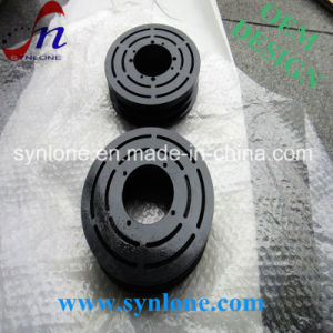 Forging and Machining Black Pulley pictures & photos