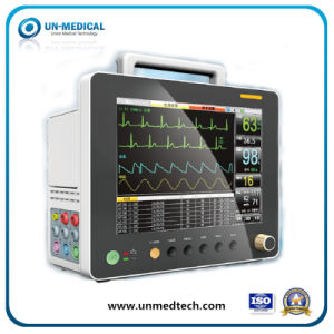 "New 12.1"" Ultra Thin Patient Monitor pictures & photos"
