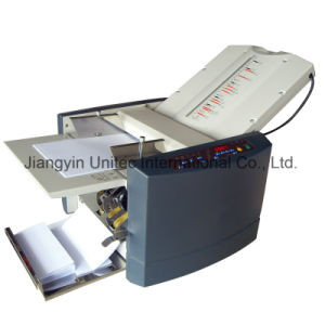 Fully Automatic Electric A3 Paper Folder Machine Ep-45f pictures & photos