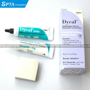 Dental Dentsply Dycal Radiopaque Calcium Hydroxide Composition pictures & photos