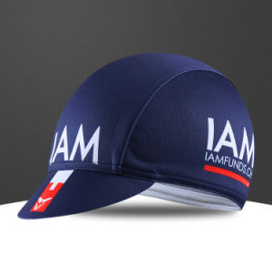 Soft Cycling Cap - Navy pictures & photos