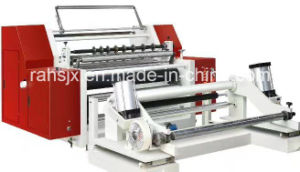 Horiziontal Slitting Paper Roll Rewinder Machine pictures & photos