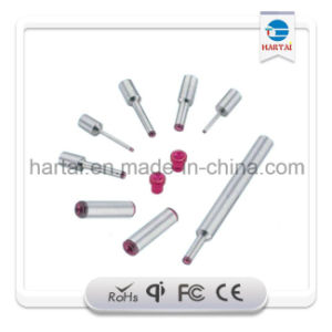 Tungsten Carbide Coil Winding Machine Ruby Nozzle pictures & photos