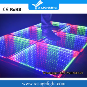 Hot Sell 3D Portable LED Dance Floor Rechargeable pictures & photos