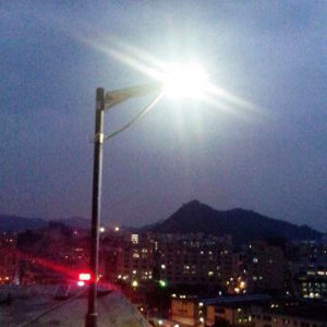 12W-60W All-in-One/ Integrated Solar LED Street Light with IP65 pictures & photos