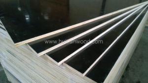 High Quality Black Film Faced Plywood for Building with Ce Certificate pictures & photos