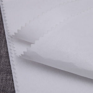 1025hf Polyester Non-Woven Interlining Fabric pictures & photos