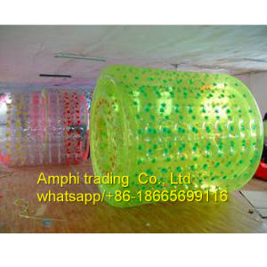 Fun Inflatable Water Roller Ball/Inflatable Water Roller/Inflatable Aqua Roller pictures & photos