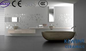 Carrara White 600X1200mm 4.8mm Porcelain Thin Tile pictures & photos