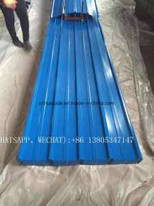 Hot Sale Gi Galvanized Corrugated Sheet pictures & photos
