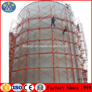 High Quality Steel Formwork Cuplock Scaffolding System for Round Building Construction pictures & photos