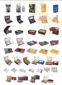 12PCS/16PCS/24PCS/72PCS/84PCS/86PCS Mirror Polished High Class Stainless Steel Cutlery Tableware (CW-CYD833) pictures & photos