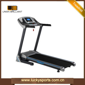 Hot Sale Home Domestic Folding Fitness Sports DC Motor Manual Motorized Electric Treadmill pictures & photos