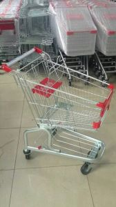 Shopping Supermarket Retail Trolley Carts 9282 pictures & photos