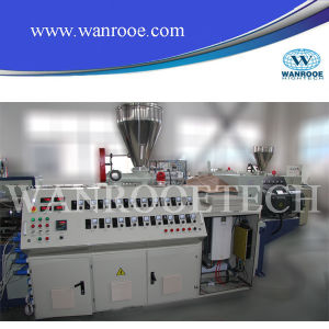 Small Pipe Color Marking Extruder Machine pictures & photos