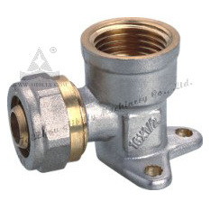 High Quanlity Wall Mounted Brass Pex Pipe Fitting (YD-6060) pictures & photos