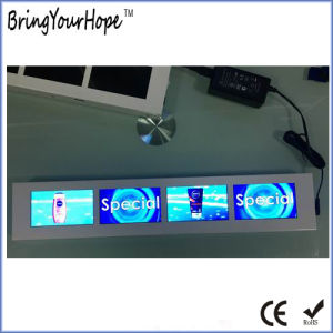 """4 Screens in 1 Strip 4.3"""" Digital Adavertising Player (XH-DPF-0434) pictures & photos"""