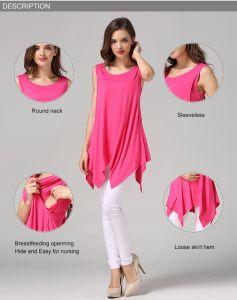 Fashionable Pma Silver Fiber Anti-Radiation Dress to Protecting Pregnant Women