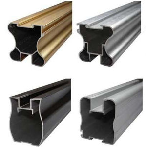 Aluminum Extrusion Profiles for Windows and Doors pictures & photos