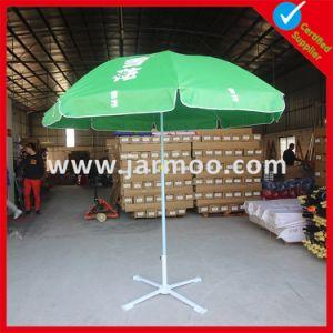 Outdoor Folding Patio Parasol Umbrella pictures & photos