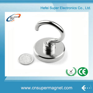 High Quality NdFeB Swival Magnetic Peg Hook for Sale pictures & photos
