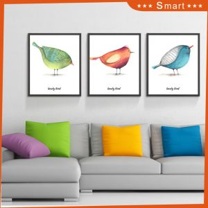 High Quality Indoor Framed Canvas Art Decoration pictures & photos
