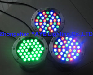 Yaye 18 Hot Sell DMX512 9W LED Fountain Light / 9W LED Underwater Light IP68/ DMX512 9W Pool Light pictures & photos