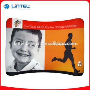 Advertising Photo Booth Aluminum Backdrop Banner Display (LT-24) pictures & photos