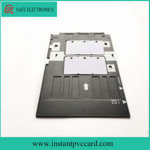 PVC Card Tray for Epson T60 Printer pictures & photos