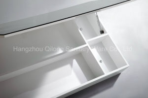Black Painting Cabinet in PVC for Bathroom pictures & photos