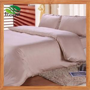 Bamboo Fibre Bed Sheet Quilt Pillows Cover Bedding Set pictures & photos