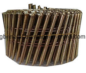 Q195/Q235 Pallet Nails Roofing Nails Coil Nails - Galv. Flat pictures & photos