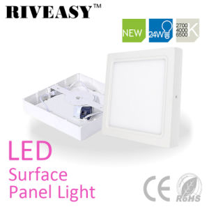 24W Square LED Surface Panel with CE&RoHS pictures & photos