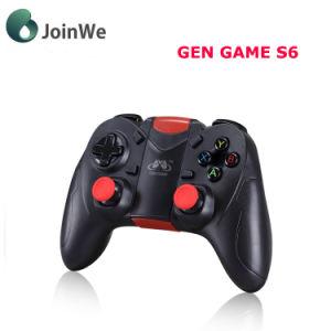 Gen Game S6 Wireless Bluetooth Gamepad Bluetooth 3.0 Joystick Game Controller pictures & photos